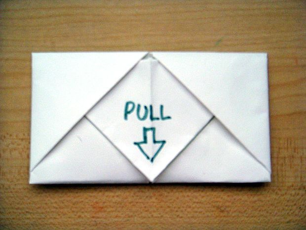Different Styles Of Letter Folding  Origami Envelopes And Craft