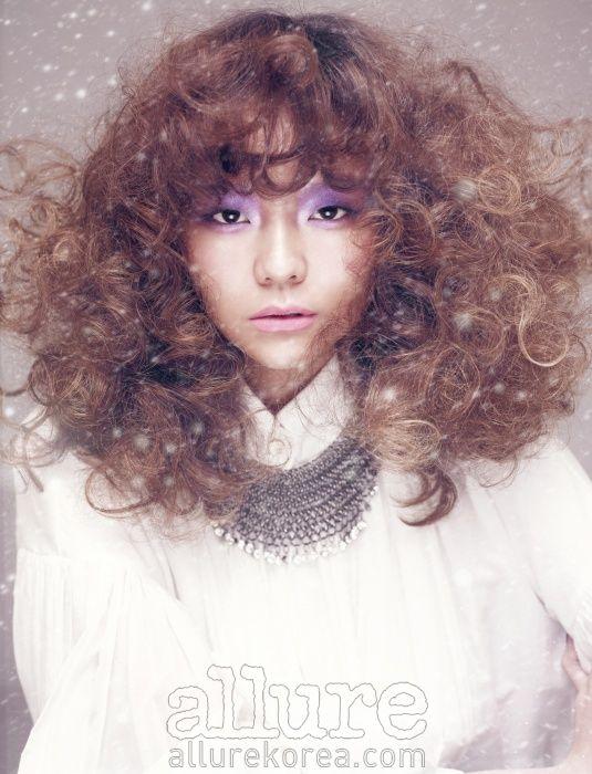 Lee Som - Allure Magazine January Issue '13