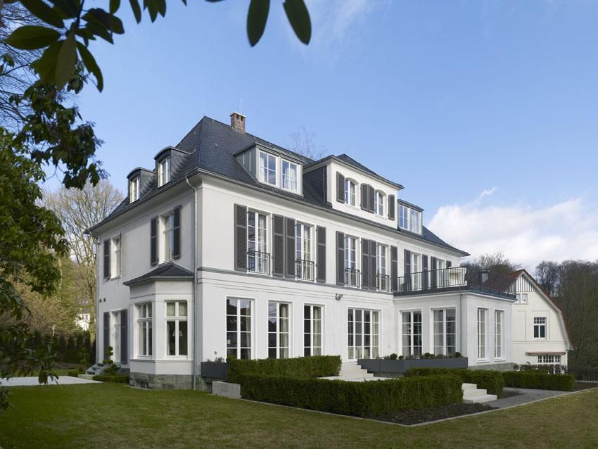 Haus S in Bielefeld Petra und Paul Kahlfeldt Architekten - Haus Modern