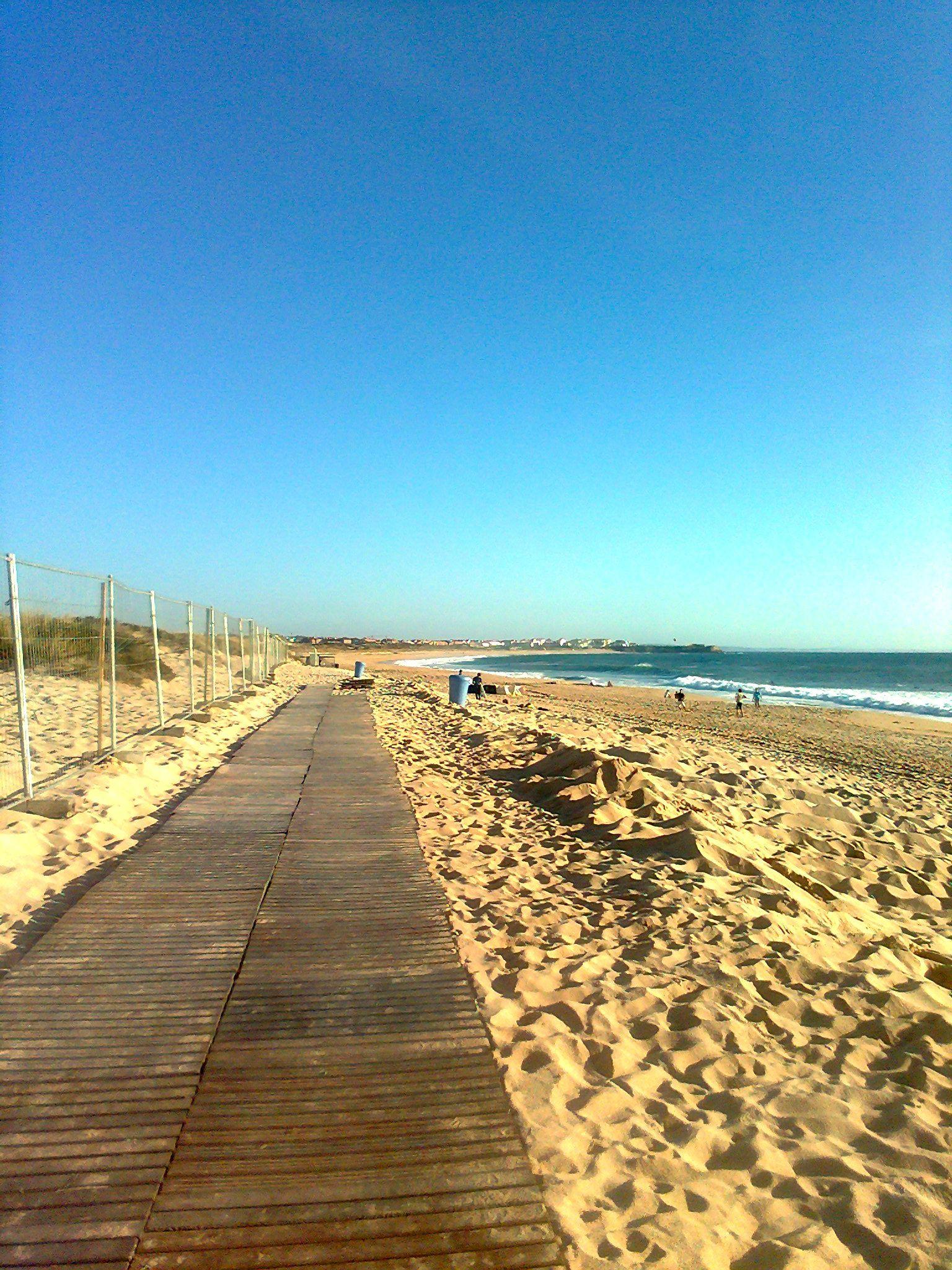 Praia dos Supertubos