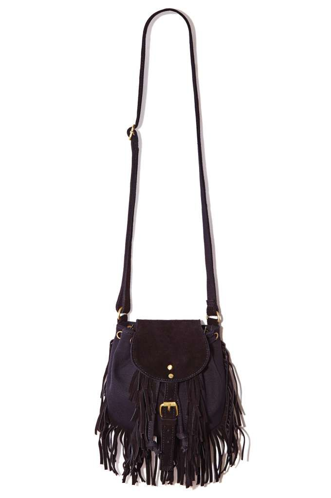 Barlow Fringe Bag