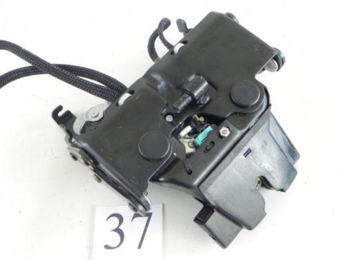 2006 LEXUS SC430 TRUNK LOCK LATCH LUGGAGE LID ASSEMBLY 64600-24031 OEM 227 #37