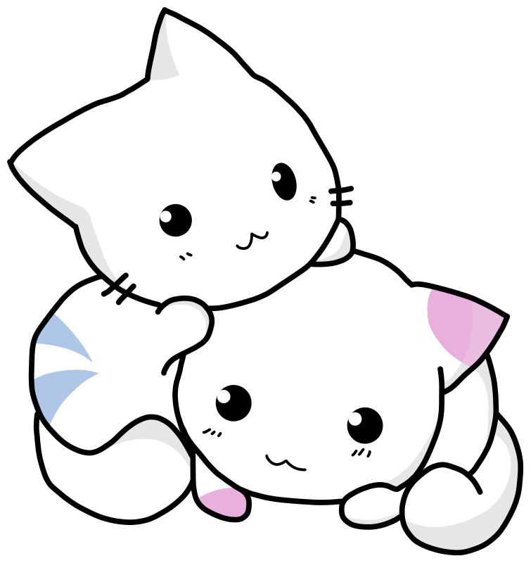 Cute Kittens Clipart Google Search Kitty Coloring Cat