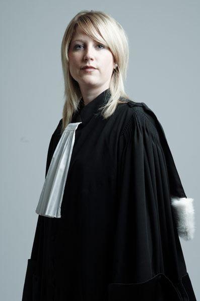 Maison robe d'avocat