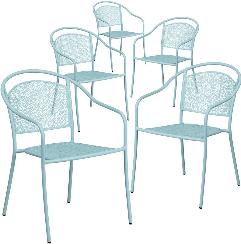 Stackable Dining Chair Furniture Outdoor Dining Chairs Patio
