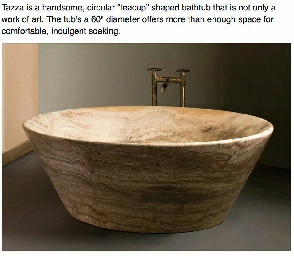 Bathtub and art lots of room for those epsom salt baths
