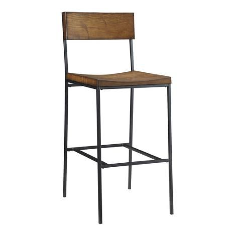 tremendeous design back stool home inside backs stools bar inch romantic and with entranching remodel wood slat in interior