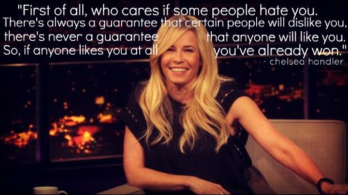 Protected Blog Log In Chelsea Handler Quotes Chelsea Handler Love Me Quotes