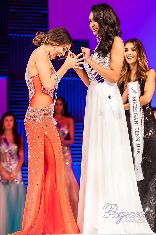 Miss Michigan Teen USA 2015 Evening Gown: HIT or MISS | Pageant ...