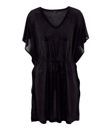 dce4723ed695 H&M Butterfly sleeve beach tunic | Wardrobe inspiration | Fashion ...