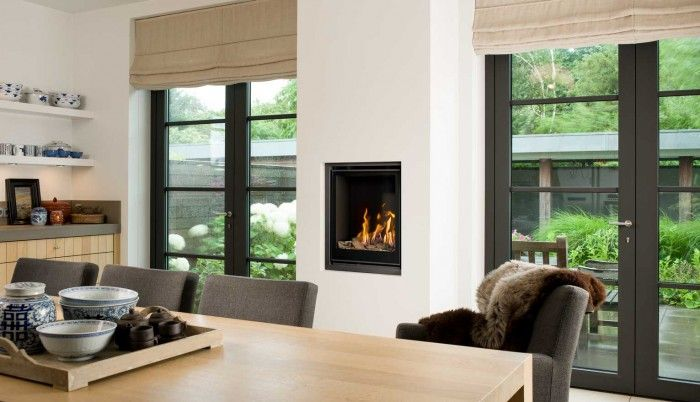 The Gas Fireplace