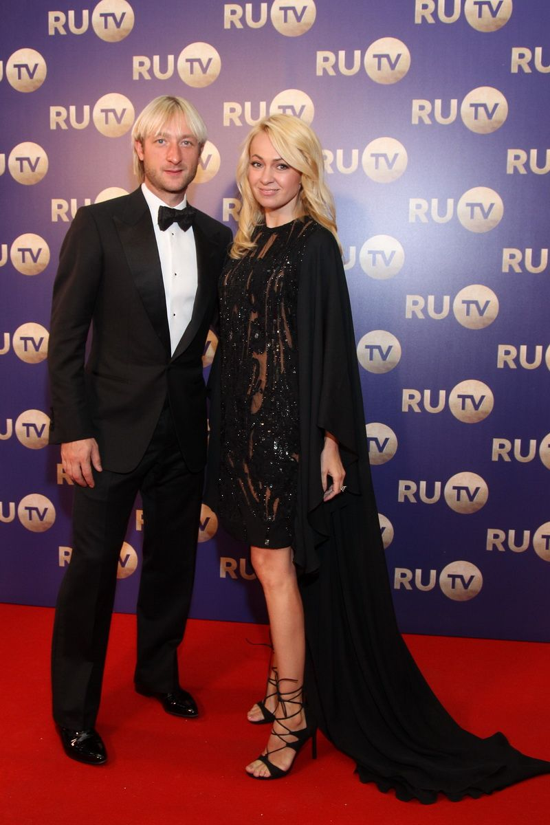 Plushenko and Rudkovskaya will shoot a reality show about their family life 04/12/2017 41