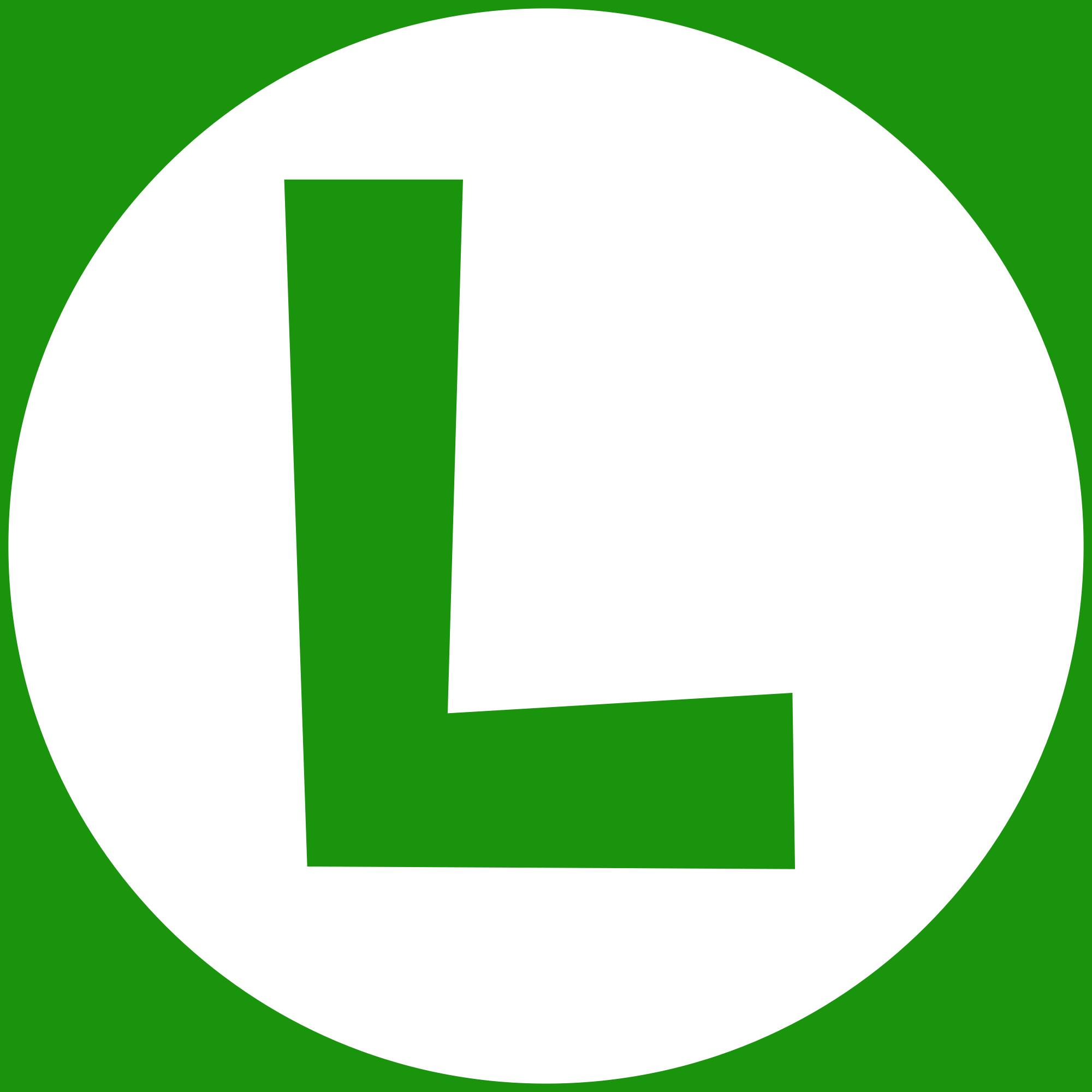 Image Result For Luigi Logo Super Mario Birthday Mario Bros