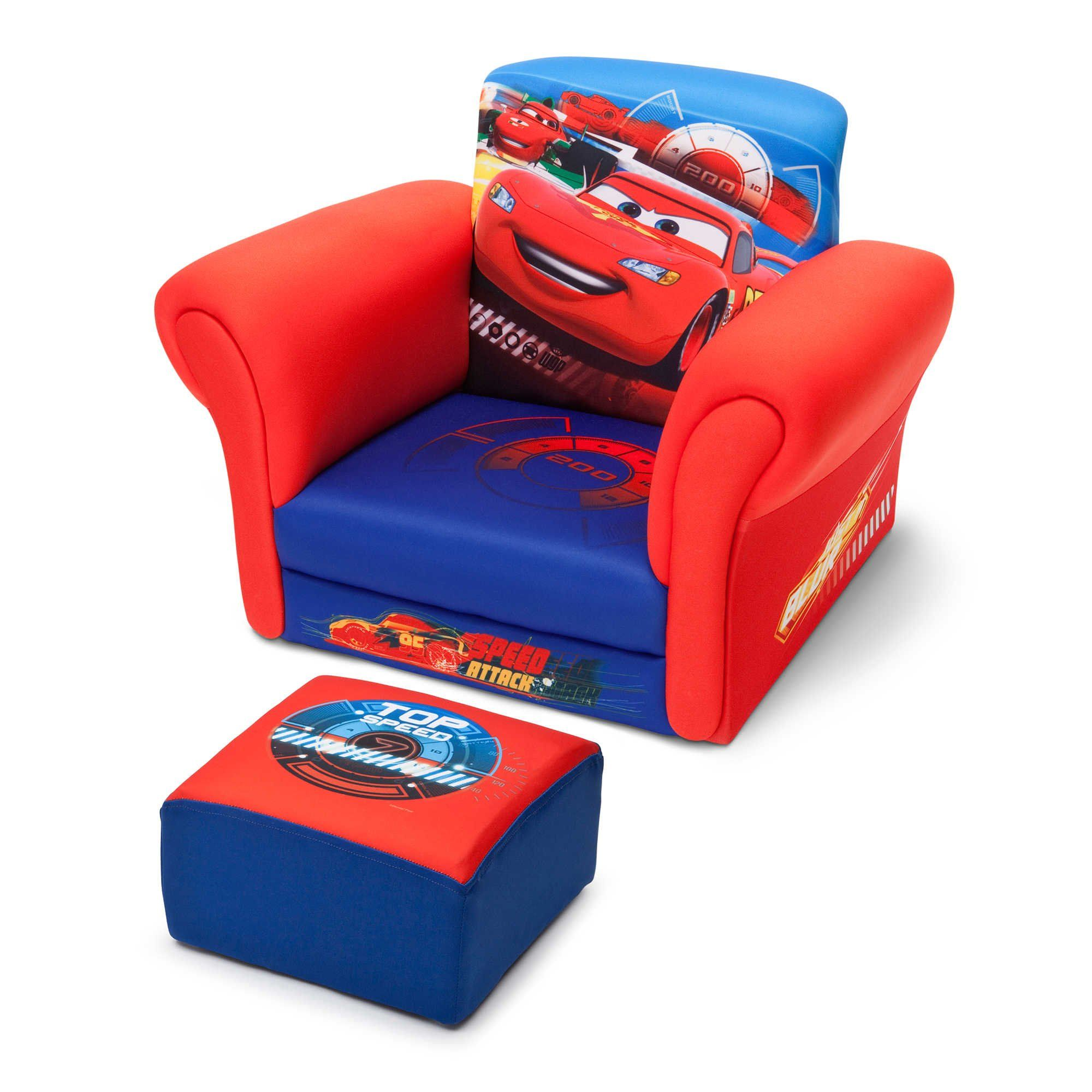 Cool Disney Pixar Lightning Mcqueen Cars Club Kids Chair With Alphanode Cool Chair Designs And Ideas Alphanodeonline