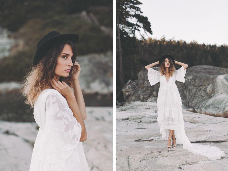 Light & Lace – Bridal Fashion Campaign Shoot // Wild & Free ...