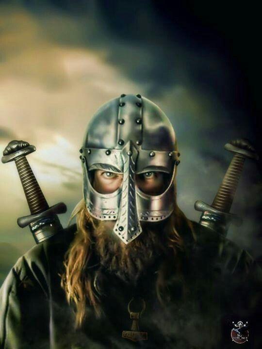 Viking warrior | Scandinavian Things | Pinterest | Vikings ...