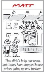 Matt in the Telegraph today