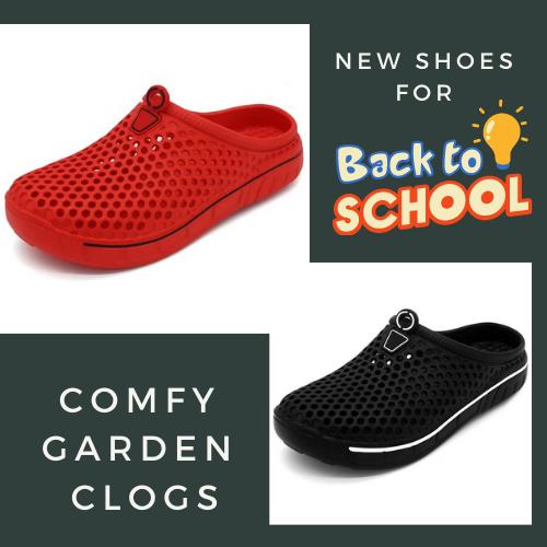 Garden clogs, Gardening shoes