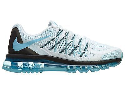 Nike Air Max 2015 Womens 698903 104 White Clear Water Blue