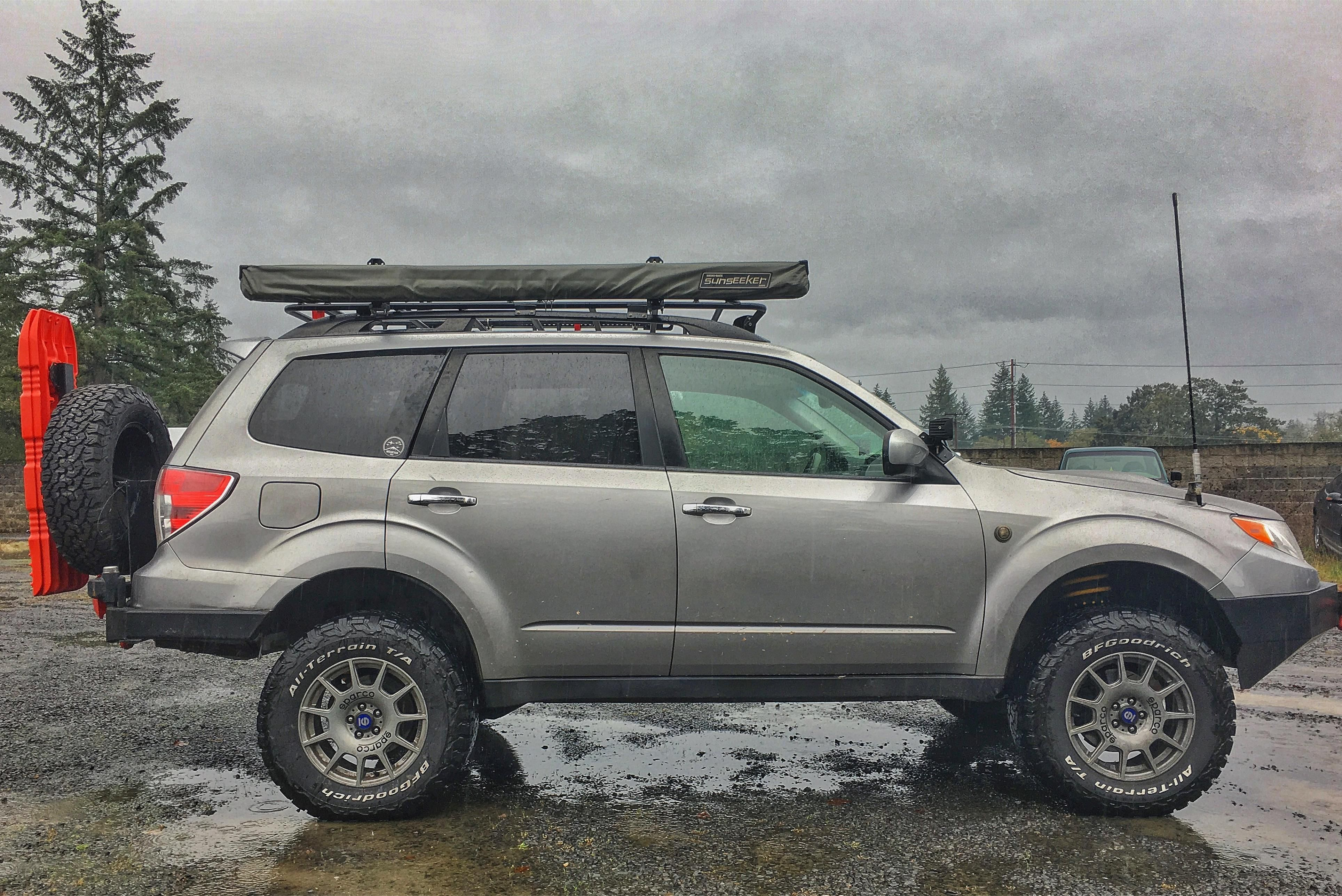 Subaru Forester 4 Quot Lift By Adf Subaru Forester Xt