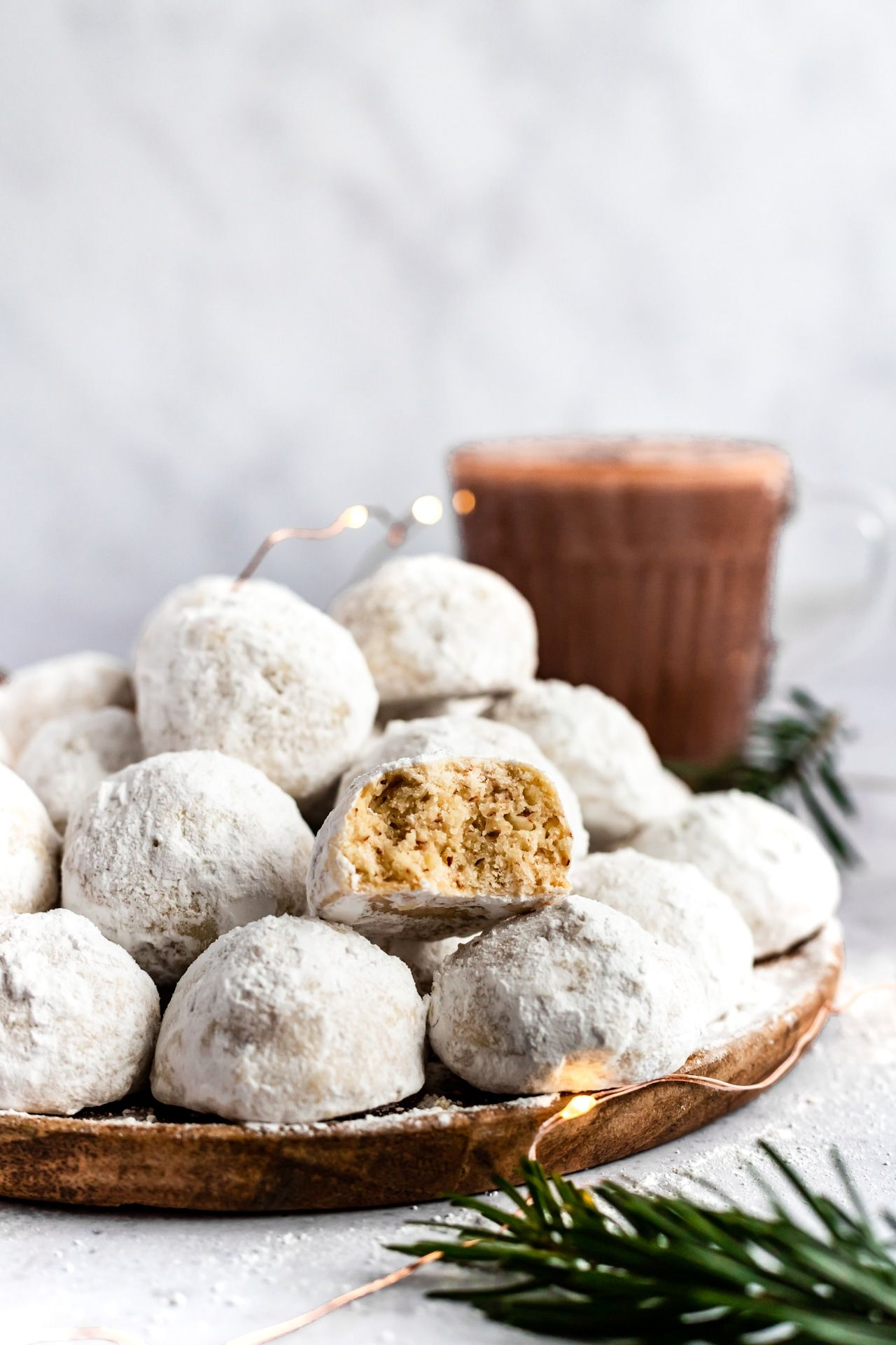 Mexican Wedding Cookies are absolutely irresistible and a