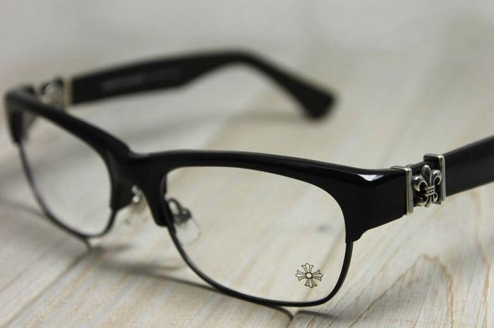21143e0d9e CHROME HEARTS LOVE GLOVE BLACK Glasses Eyewear Eyeglasses