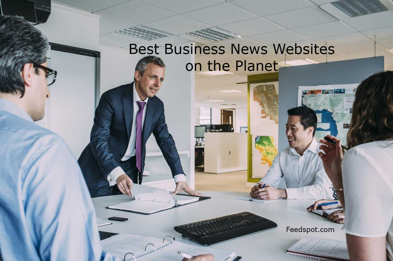 Top 50 Business News Websites On the Web Finance