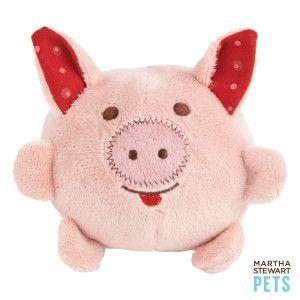 Martha Stewart Pets Pig Dog Toy Petsmart Fiona S Favorite Toy