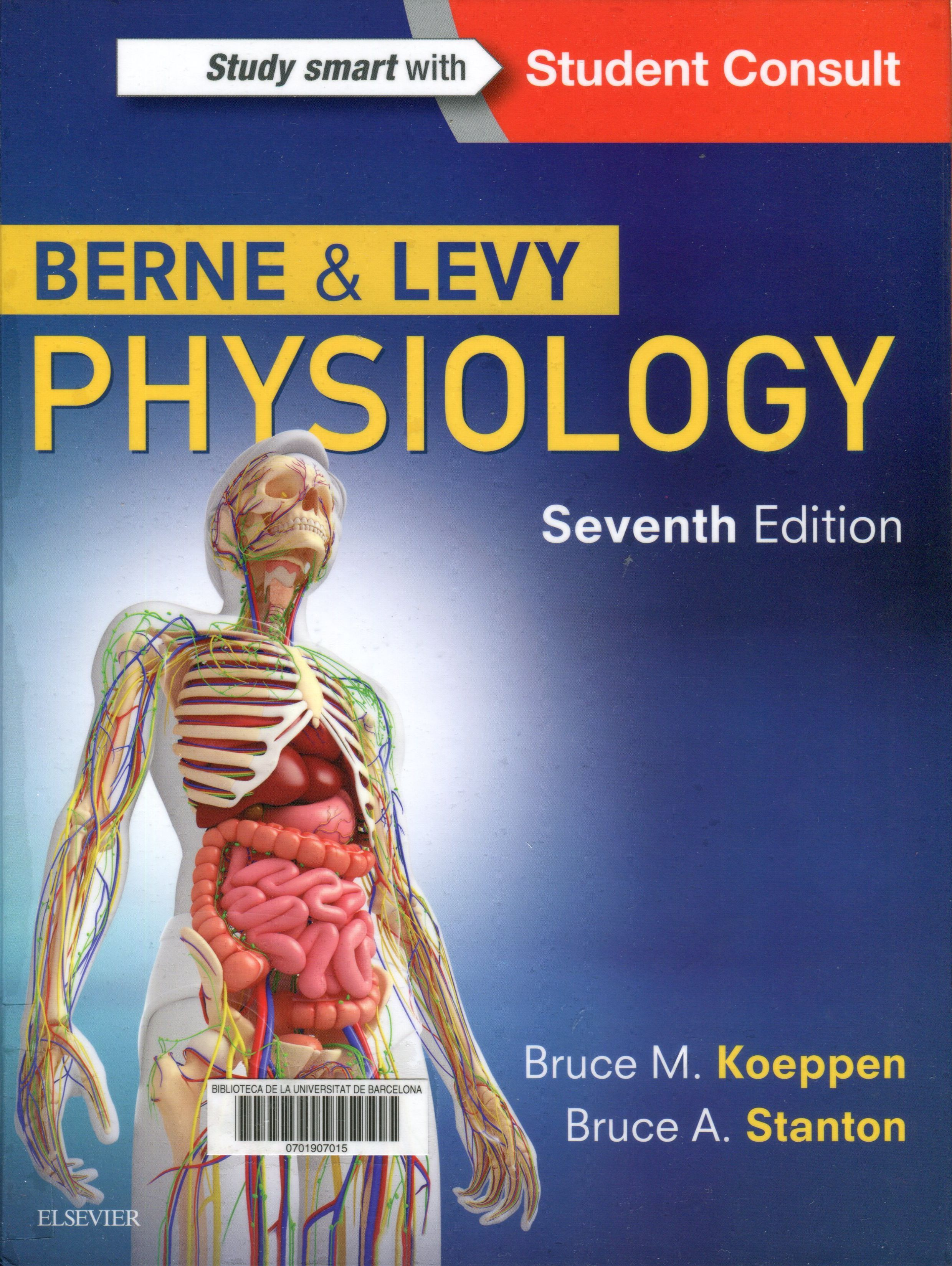 Berne & Levy physiology / editors: Bruce M. Koeppen, Bruce A ...