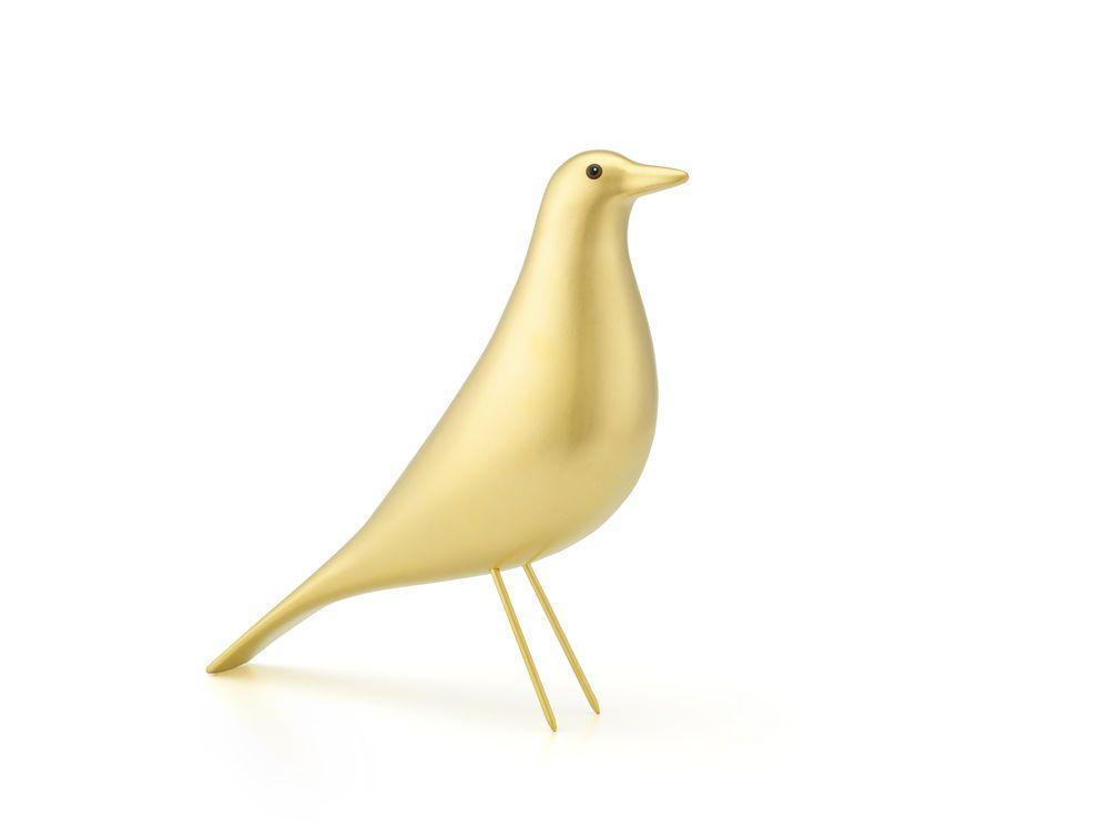 Punct Object vitra eames bird gold blattvergoldet gibt es bei uns designikonen