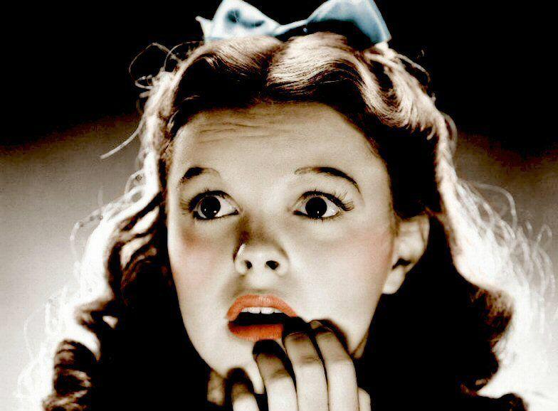 Resultado de imagen para Judy Garland wizard oz
