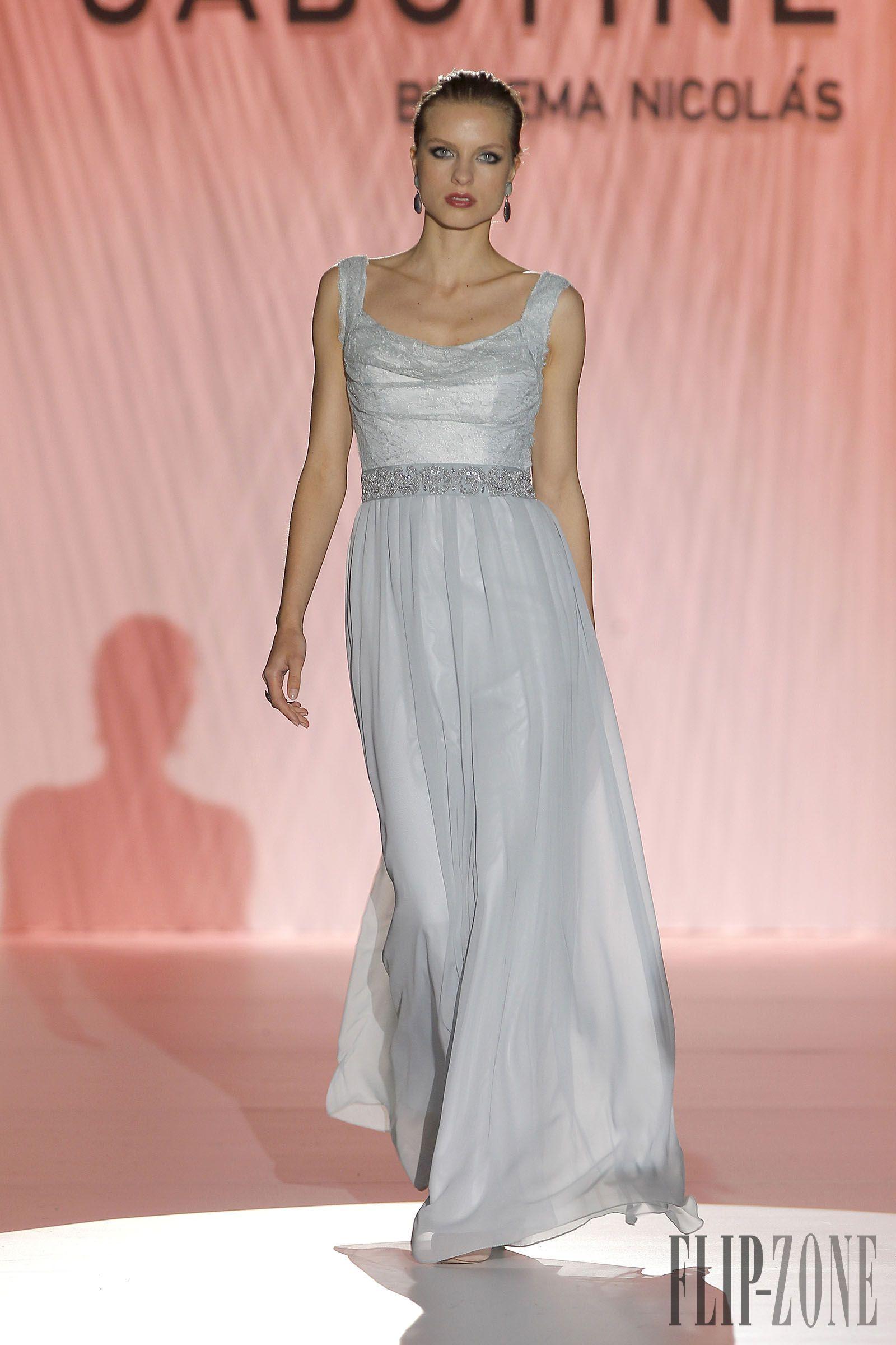 Cabotine 2015 collection - Bridal - http://www.flip-zone.com/fashion ...