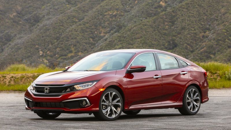 Our review of the 2020 Honda Civic, including the sedan