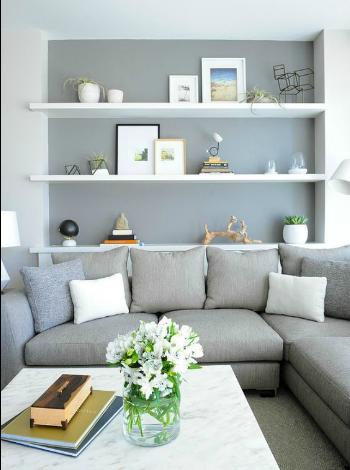 Afbeeldingsresultaat voor kleurinspiratie woonkamer 2018 - mooie ...