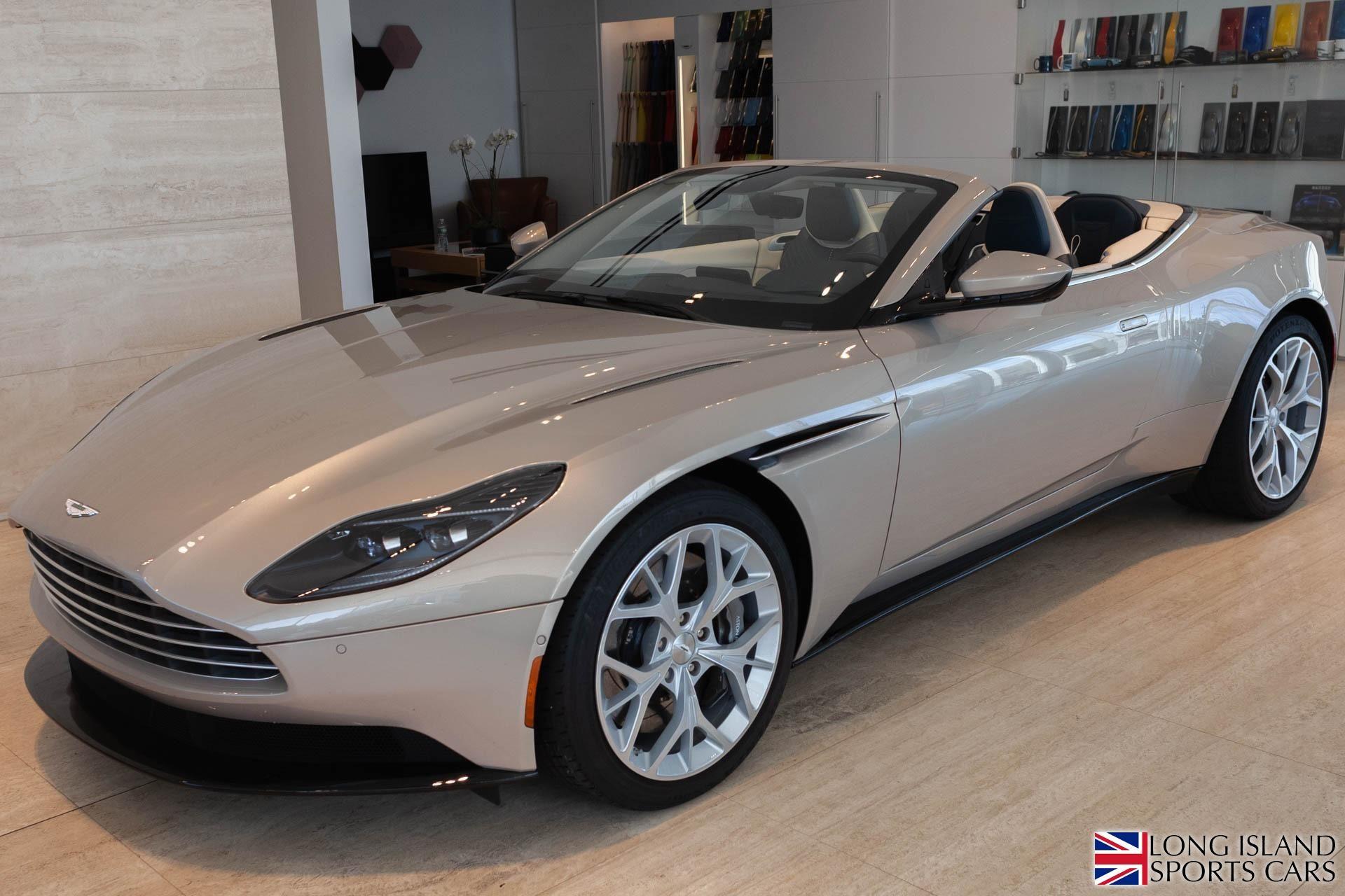 Used 2019 Aston Martin Db11 Volante Roslyn Ny Aston Martin