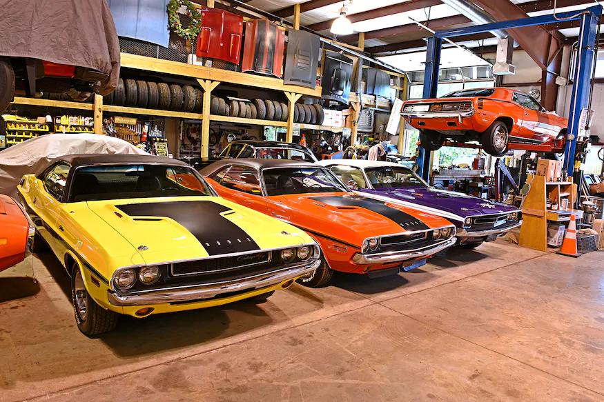 Barn Find: Garage Full of Rare Mopar Gold! (With images ...