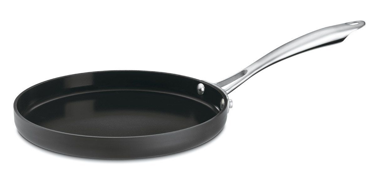 Cuisinart Gg23 24 Greengourmet 10 Inch Round Griddle And Crepe Pan Read More At The Image Link Crepe Pan Griddles Cuisinart