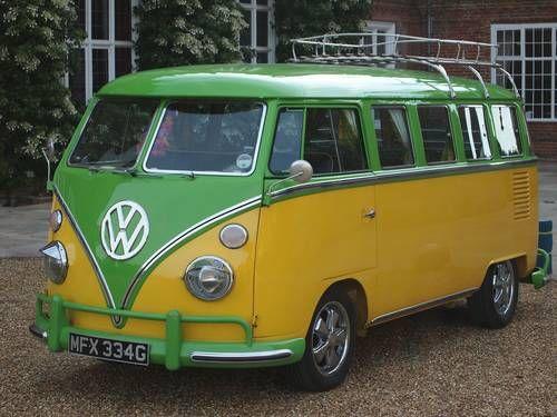 Split Screen VW Camper Van (1969)