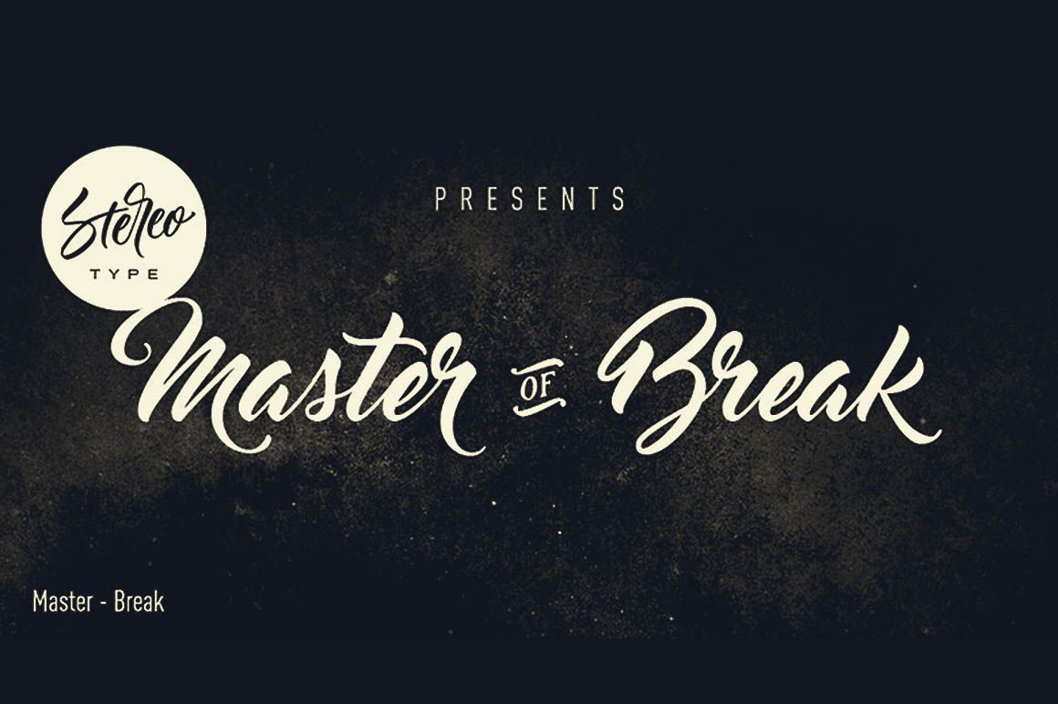 Lucida Calligraphy Font Free Download Master Of Break Free Font Commercial Free Fonts Calligraphy
