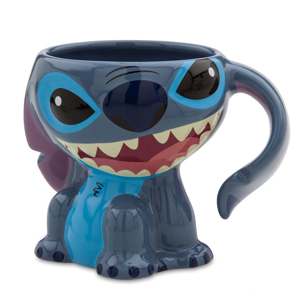 Stitch Figural Mug | shopDisney