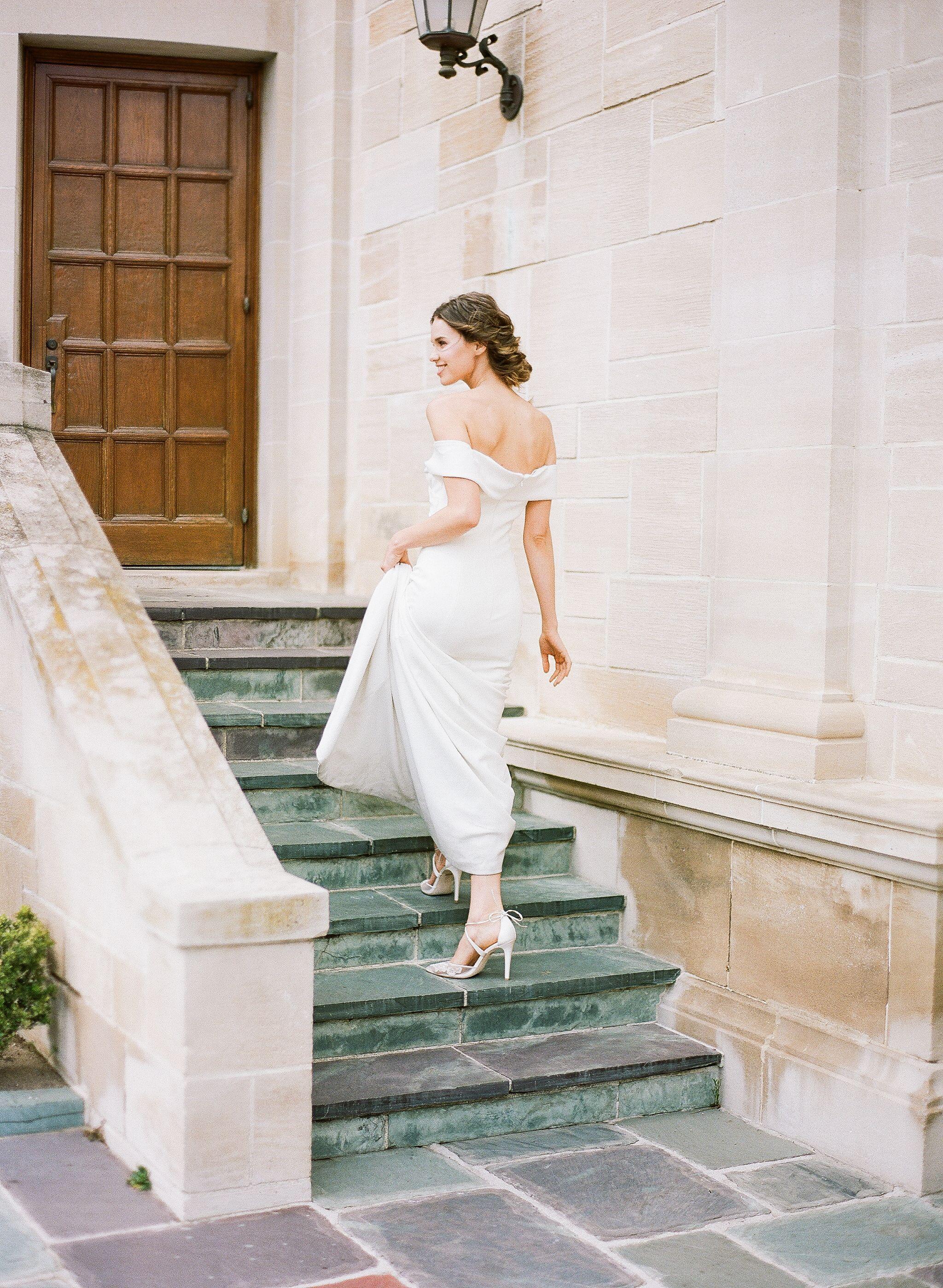 Greystone Mansion Destination Shoot Wedding Photography