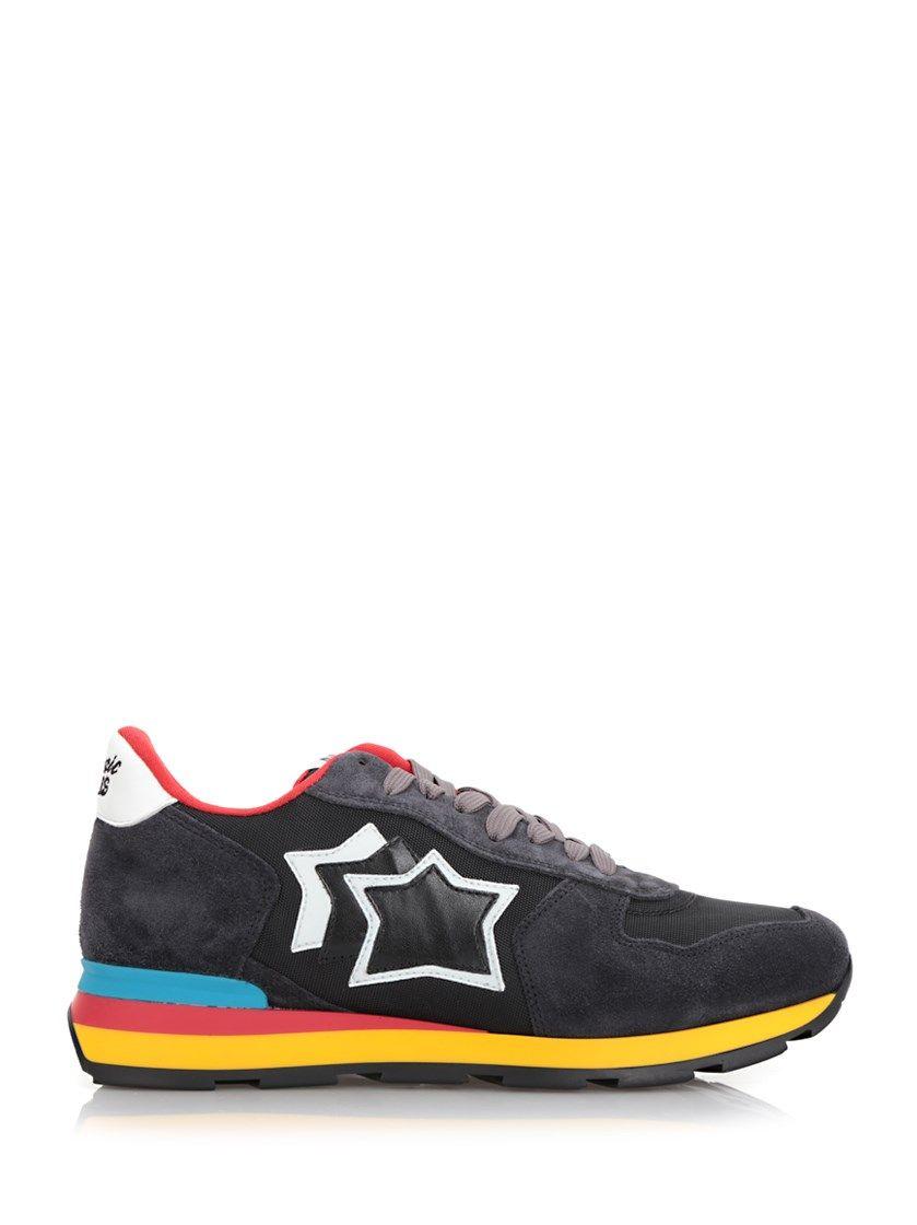 toiles Atlantique Chaussures De Sport - Gris Galaxie W3iSLZosg