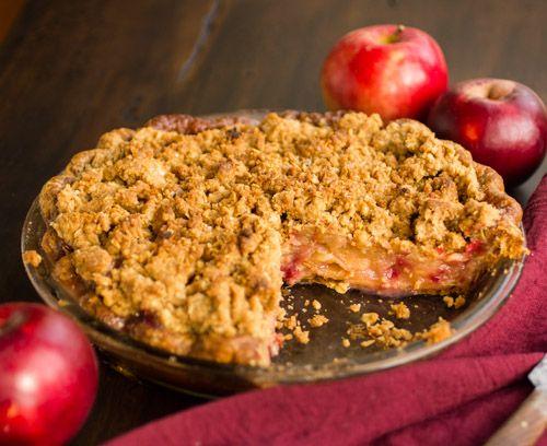 The Bojon Gourmet: Cranberry Apple Crumble Pie