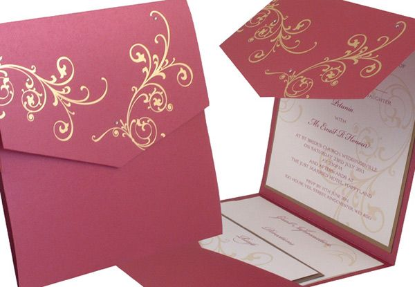Handmade Wedding Invitations Ideas Invitation Design Of The