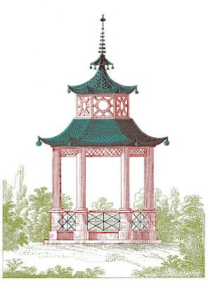 Vector Chinese Traditional Template Series Architecture Building.. Royalty  Free Cliparts, Vectors, And Stock Illustration. Image 88461629.