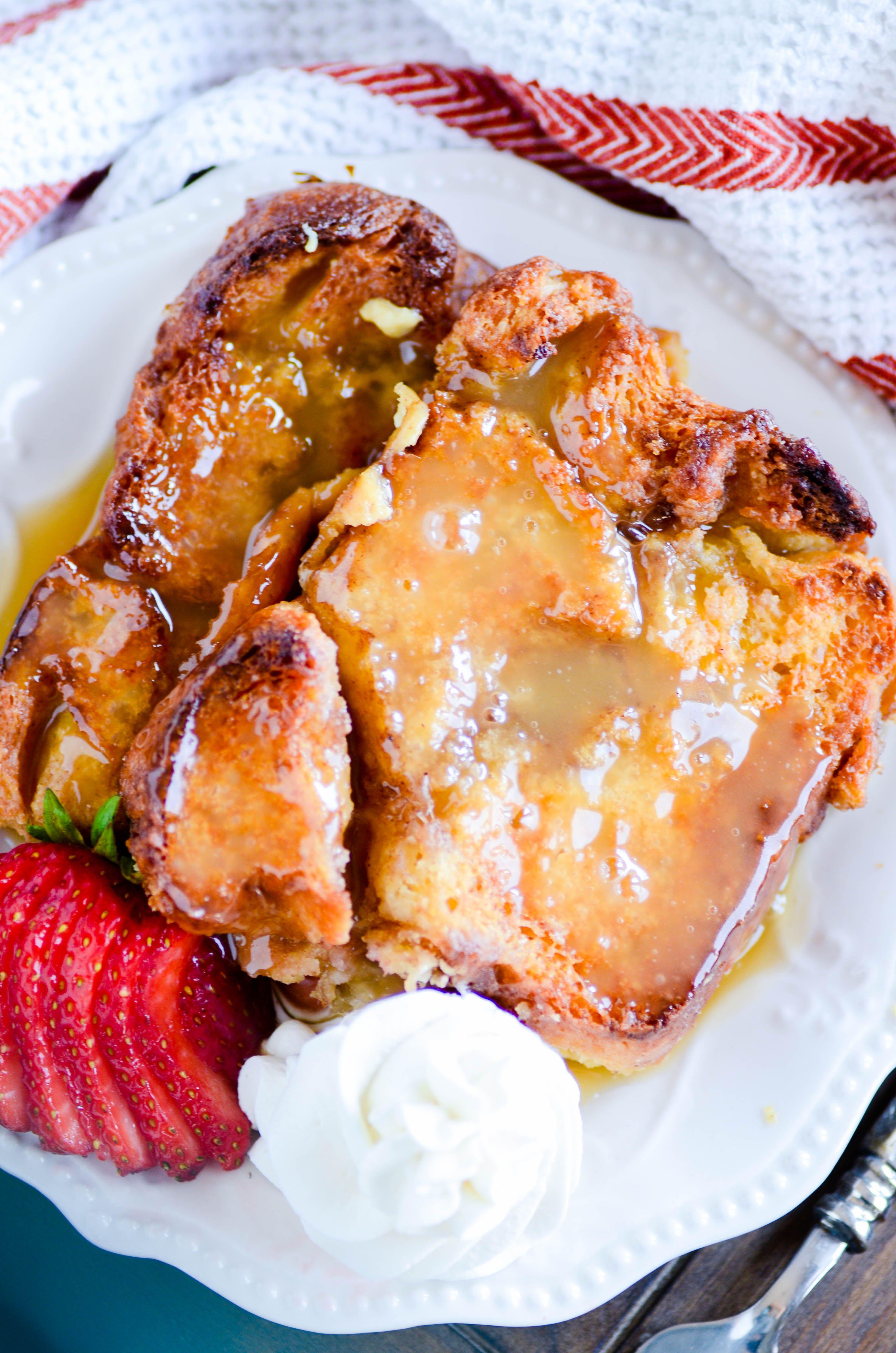 Monkey Bread French Toast Recipe In 2020 Monkey Bread Recipes Toast Recipes