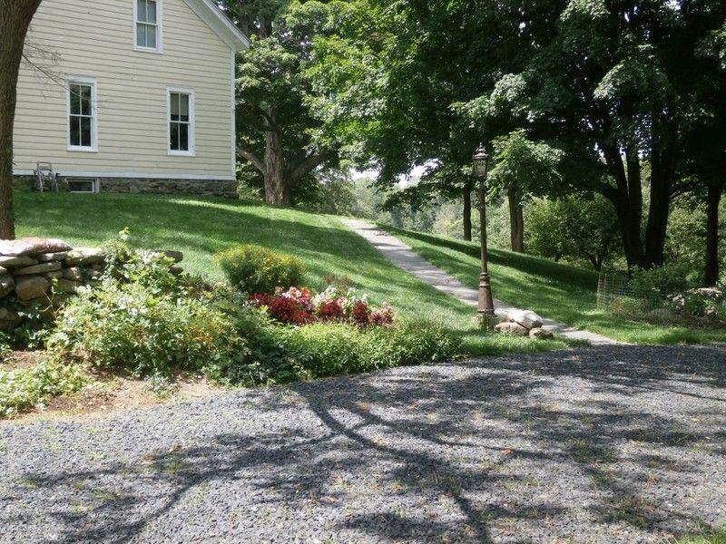 Hill land farmhouse cottage decor