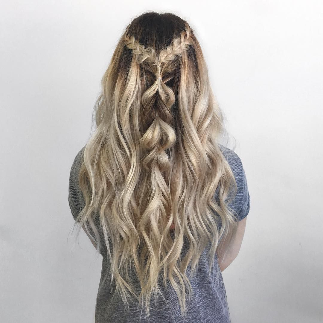 "158 Likes, 14 Comments - Abbey Brooke (@abbeybrookee) on Instagram: ""20"" tape in extensions ..."