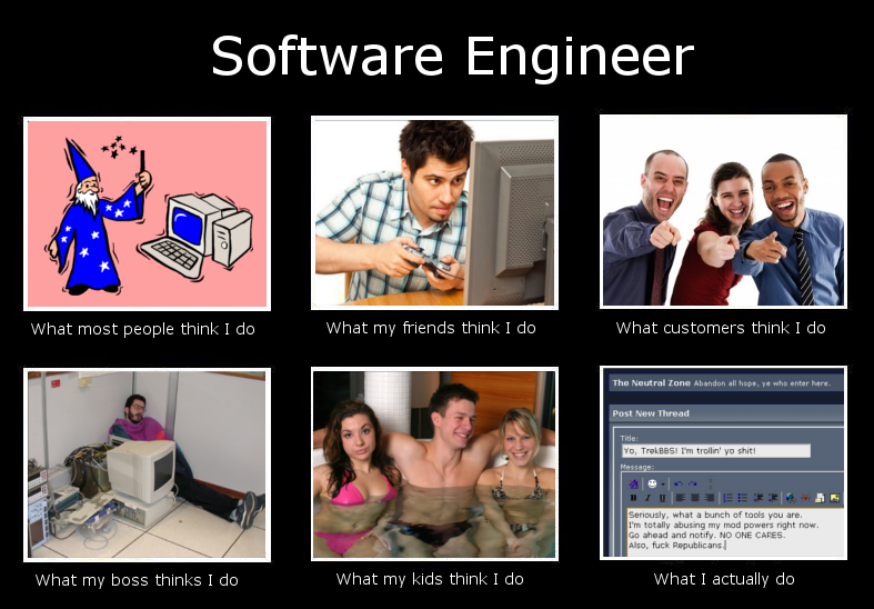 software engineer career essay The research software engineer rob baxter 1 institutional homes and career progression paths as measured by journal research papers at the same time.