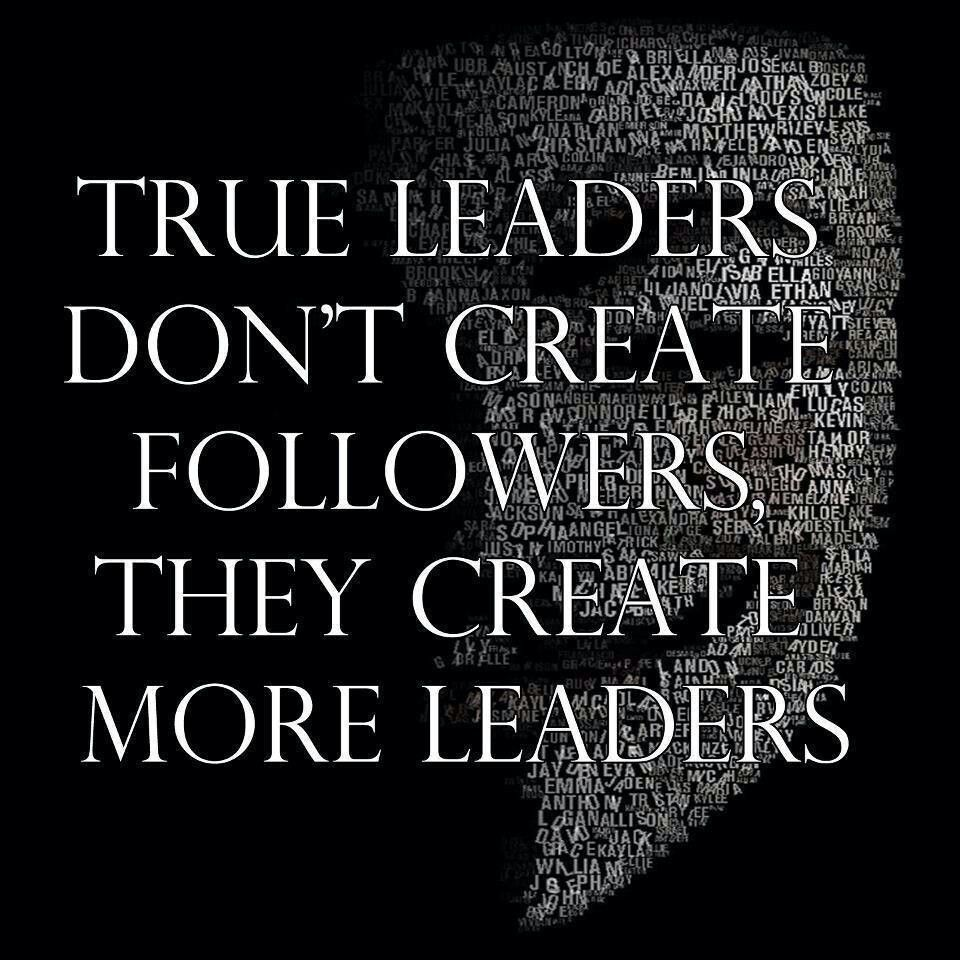 Leaders Quotes Join My Team I'll Show You How It's Doneleader Creating Leaders